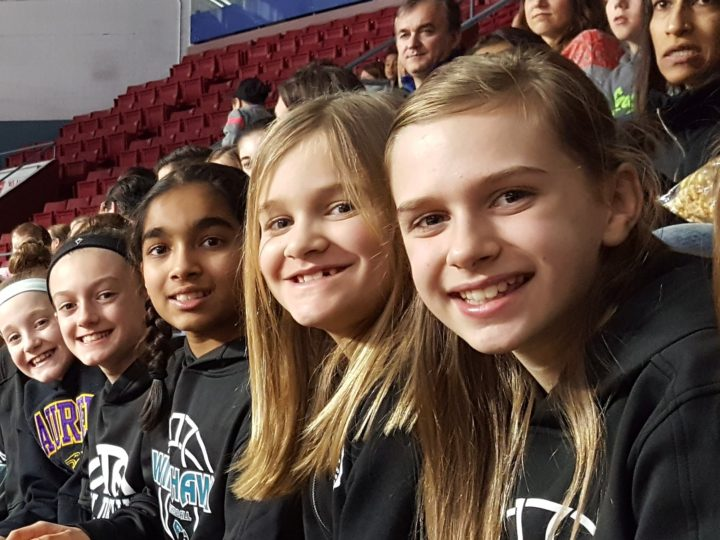 KWGBA Cheers on the KW Titans