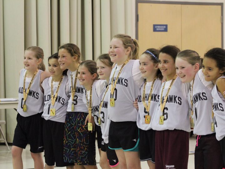 Novice Girls have a Great Tournament